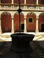 Patio Colegio de Arriba Tortosa