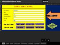 Aplikasi Otomatis Membuat Soal Pilihan Ganda dan Essay