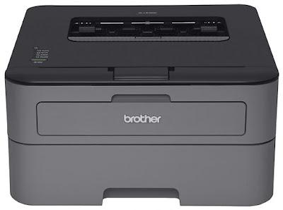 D Monochrome Laser Printer amongst Duplex Printing Brother HL-L2300D Driver Downloads