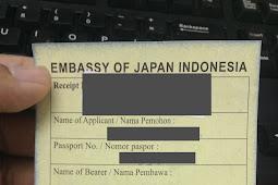 Pengalaman Mengajukan Permohonan Visa di Kedutaan Jepang Jakarta