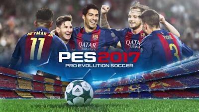 Download Pro Evolution Soccer 2017 Apk Latest Version