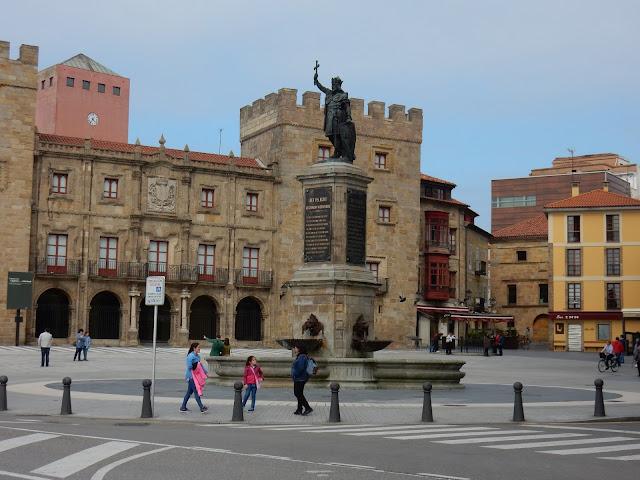 Don Pelayo, Gijón, Asturias, España, Elisa N, Blog de Viajes, Lifestyle, Travel