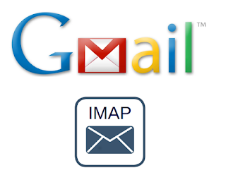 GMAIL Mailbox names for IMAP connections