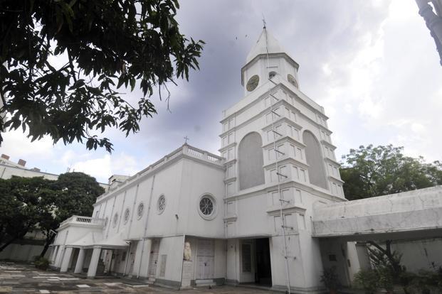 Oldest Armenian church, Kolkata - a heritage monument