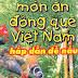 Món Ăn Đồng Quê Việt Nam Hấp Dẫn Dễ Nấu - Trần Văn Quí