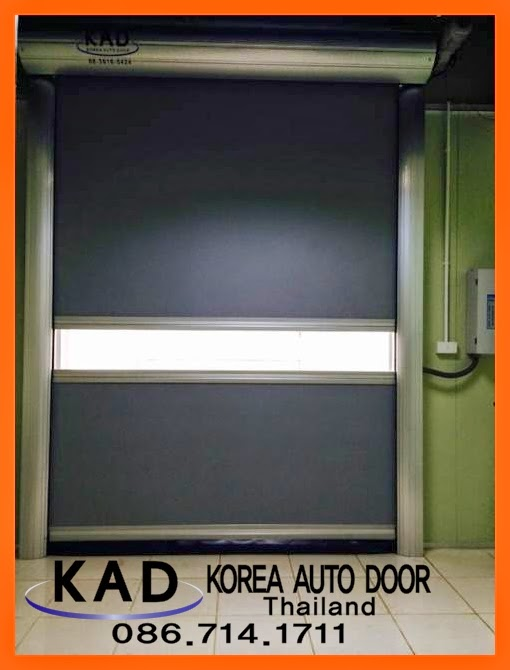 high speed door thailand