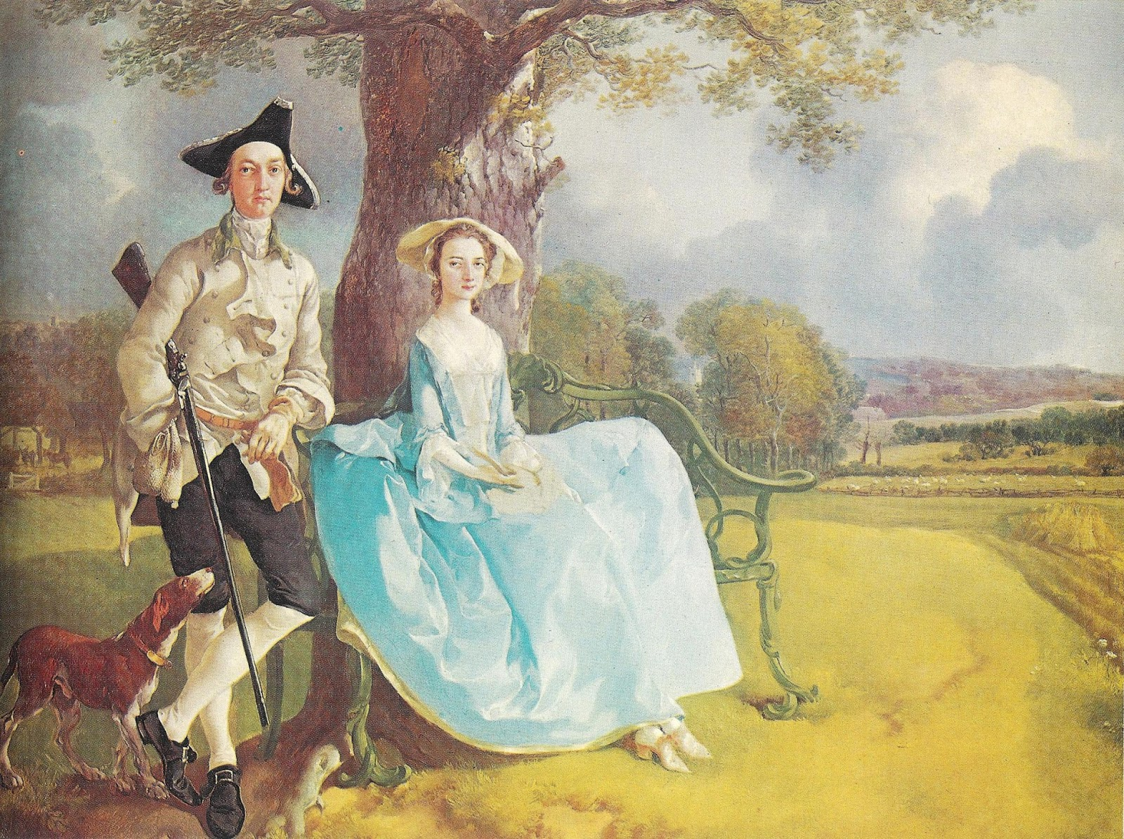 thomas gainsborough 39 s most famous paintings. Black Bedroom Furniture Sets. Home Design Ideas