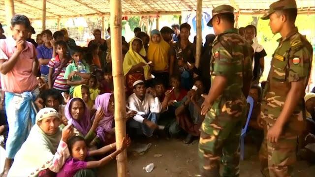 Ejército birmano comete violaciones 'metódicas' contra rohingyas