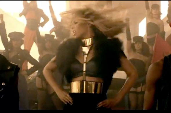 Beyonce Jean Paul Gaultier Jumpsuit