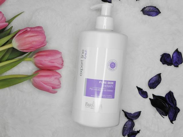 Płyn micelarny Farmona Pure Skin Therapy