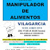 💡 Calidaria: Cursos de Manipulador de Alimentos | 13-14jun