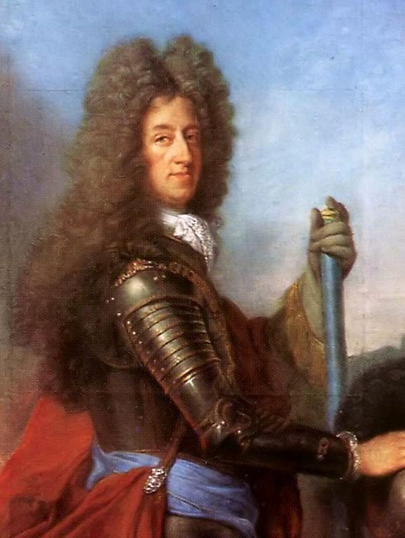 Maximiliano Emanuel, Príncipe eleitor de Baviera. Joseph Vivien (1657-1735) Alte Pinakothek, Munique