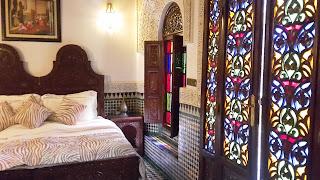 Marocké ubytovanie