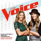 Noelle Bybee & Sawyer Fredericks Lyrics Have You Ever Seen the Rain  The Voice Performance