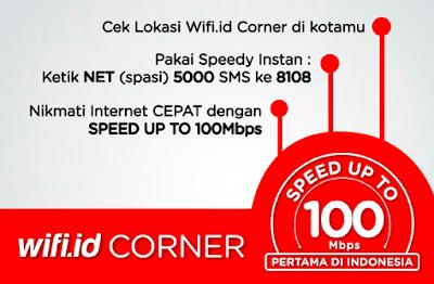 Cara Daftar Wifi ID Untuk Pengguna Telkomsel,Speedy, Dan Flexy