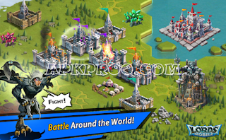 Download Game Lords Mobile Mod Apk + Data Free Download
