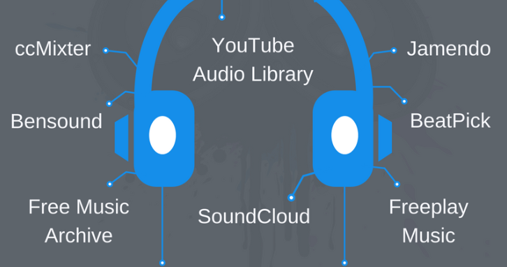 13 Popular Places To Find Youtube Background Musics For Your Video