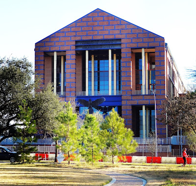 Federal Reserve Bank Branch on Allen Parkway (Jan 2016 photo)