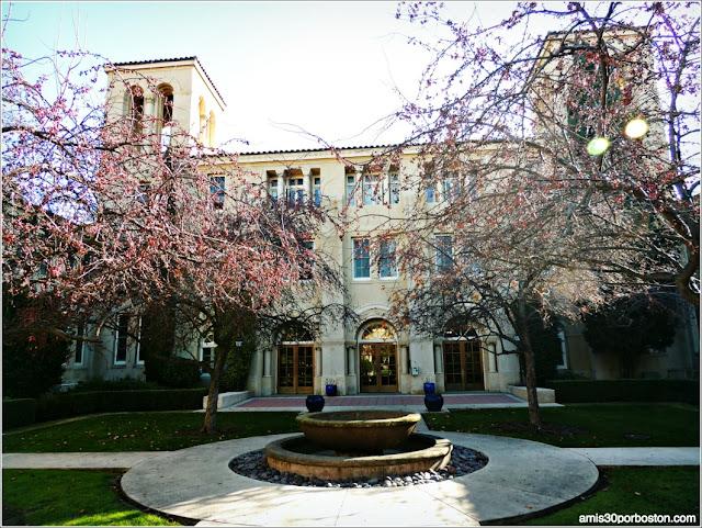 Edificios Universidad de Stanford, California