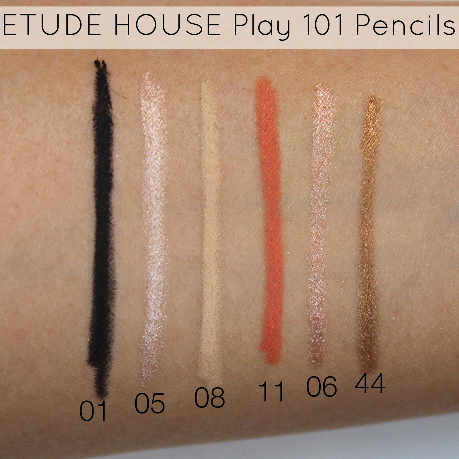 Play 101 Stick Contour Duo by Etude House #7