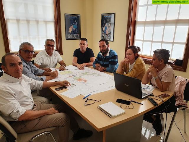 El Ayuntamiento de Tijarafe trabaja ya en la revisión de su Plan General de Ordenación
