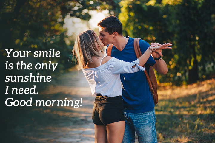 Sweet  Romantic Good Morning Messages to My Love