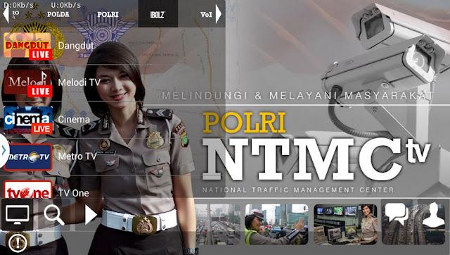 Aplikasi Penunjuk Jalan Saat Mudik, iBOLZ NTMC TV