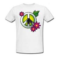 Remeras con el Símbolo de la Paz