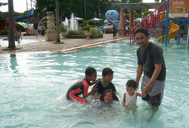 Kolam Renang Marcopolo, Bogor