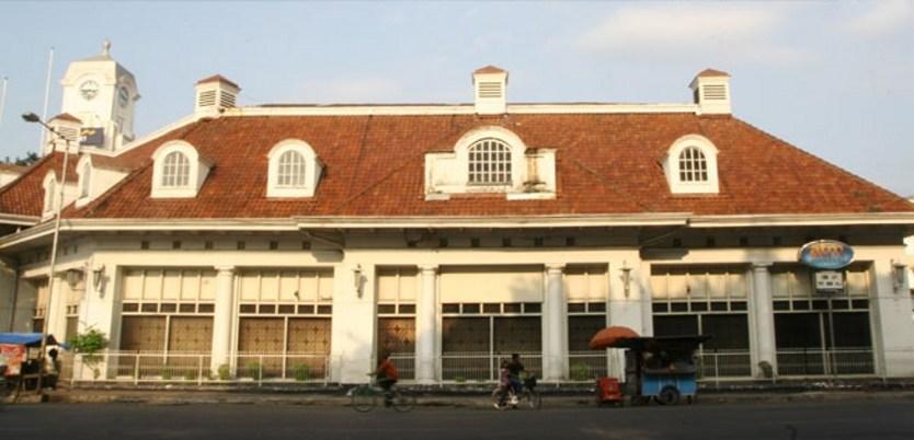 Mengenal Gedung Lindeteves Surabaya Sekarang Gedung Bank Mandiri