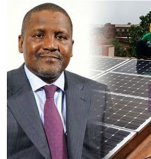 Dangote Group, Kano State, collaborate on 100MW solar power project