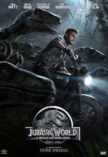 Jurassic World: O Mundo dos Dinossauros Torrent – Blu-ray Rip 720p | 1080p Dual Áudio 5.1 (2015)