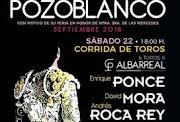 Los pasodobles de estreno y las actuaciones de la Banda Sinfónica de #Pozoblanco para la Feria 2018