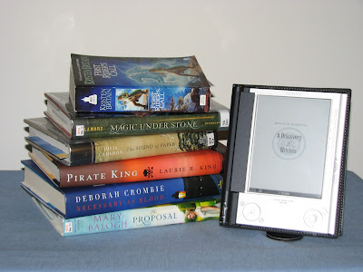 E-readers vs. Print Books, or, Why I Refuse To Take Sides