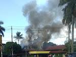 Kali Ini di Jomin Cikampek, Lagi Terjadi Kebakaran Hebat