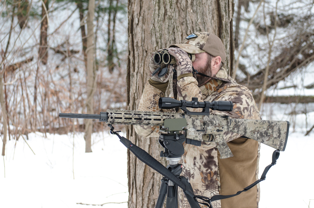 Yankee Hill Machine Hunt-Ready Carbine Review
