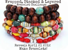 To View My Wrapped, Stacked & Layered Bracelet Challenge Post