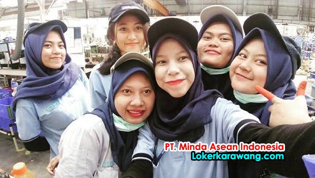 Lowongan Kerja PT. Minda Asean Indonesia KIIC Karawang