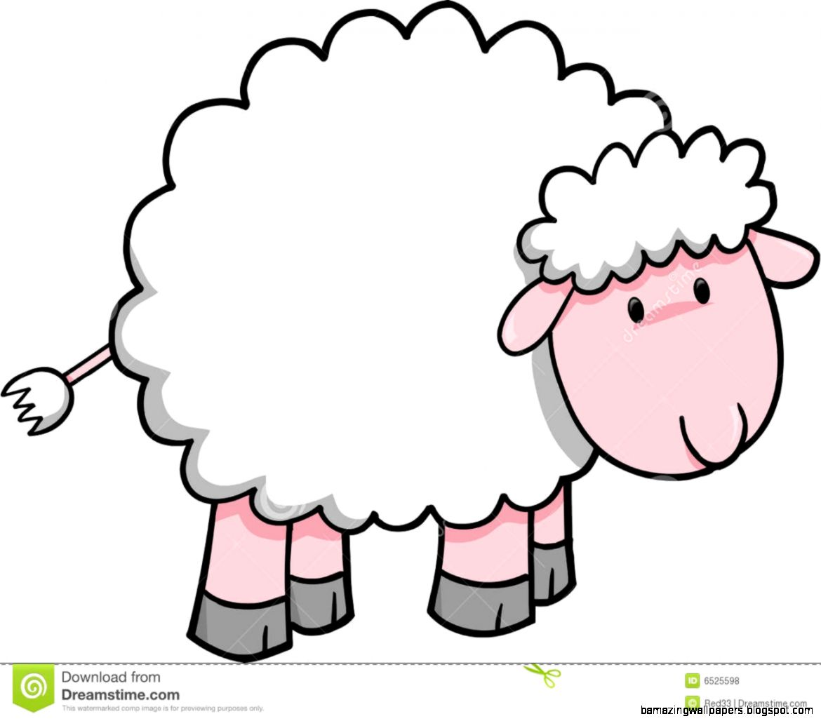 Baby Lamb Drawing Baby Sheep Clipart Amazing Wallpapers