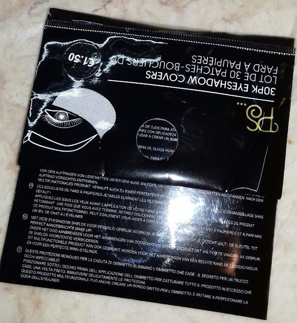 Primark Eyeshadow Covers