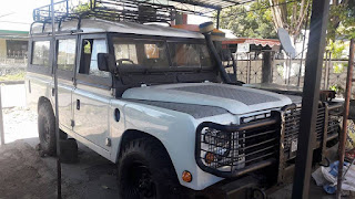 BURSA MOBKAS : Dijual Land Rover Mesin Nissan Diesel - NTT