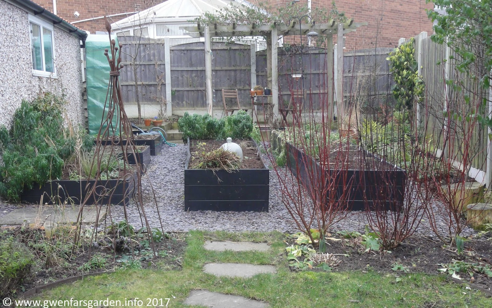 gwenfar u0027s garden and other musings january 2017