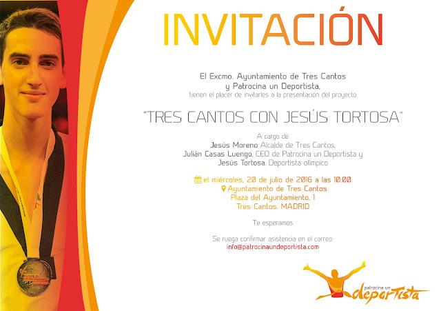 Tres Cantos con Jesús Tortosa