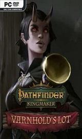 Pathfinder Kingmaker Varnholds Lot - Pathfinder Kingmaker Varnholds Lot-CODEX