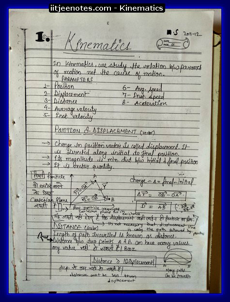 Kinematics1
