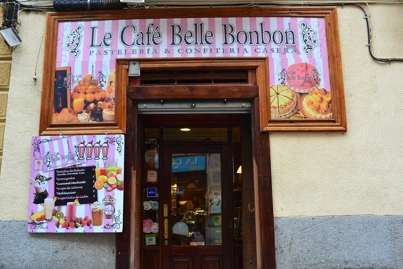 Madrid, espagne, Lavapies, Le Café Belle Bobon
