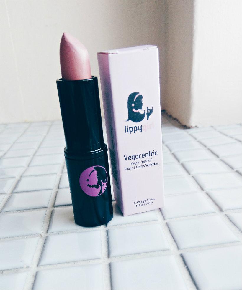 Lippy Girl Vegocentric Lipstick