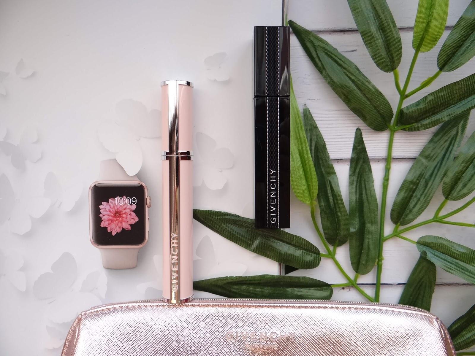 Think Pink! Givenchy Base Mascara Perfecto