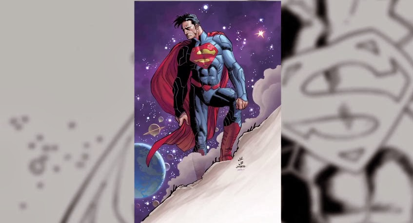 dc all access une nouvelle equipe creative sur le titre superman
