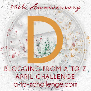 a to z blogging challenge 2019
